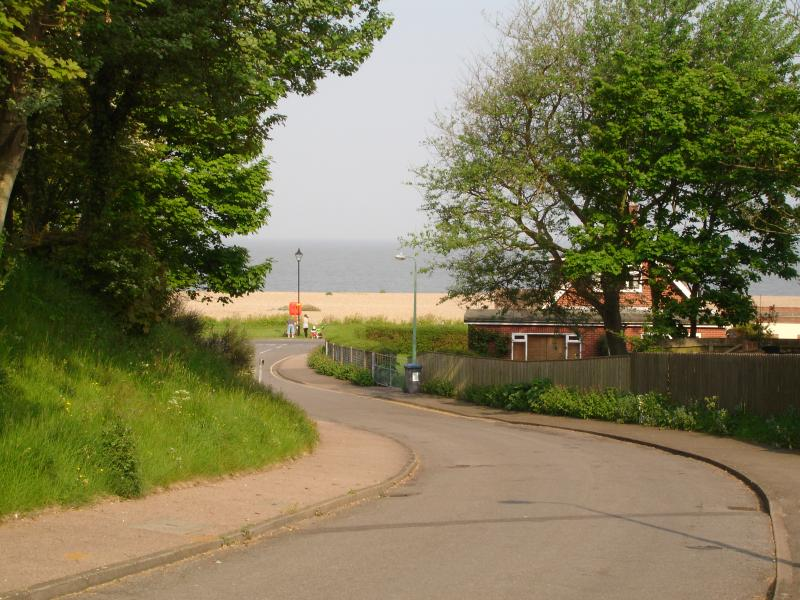 100 metres to the beautiful pebble and sandy  beach