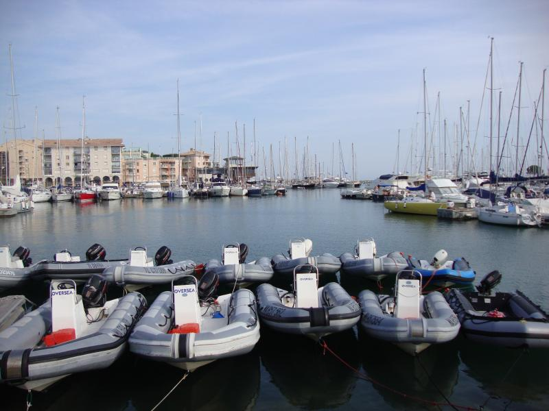 Frejus port