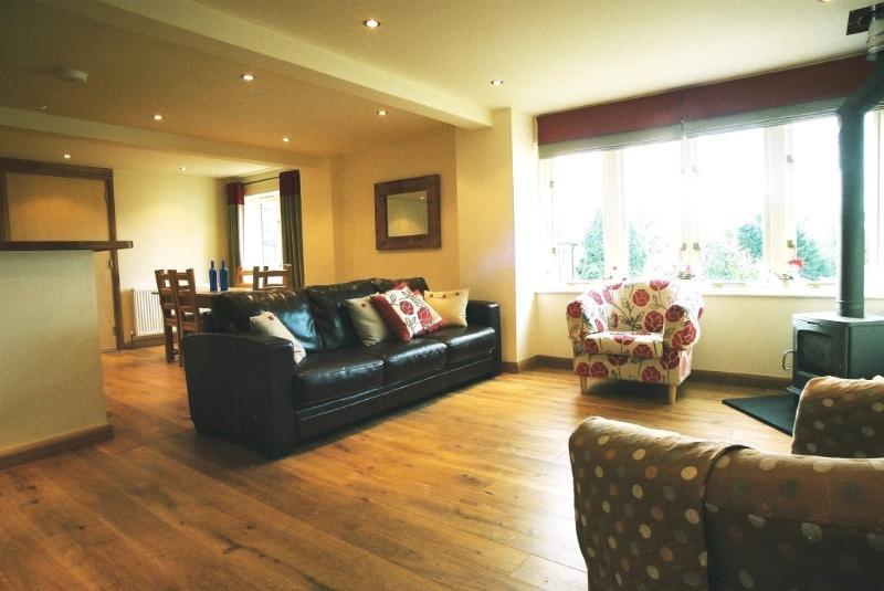 Living room Quarenden cottage