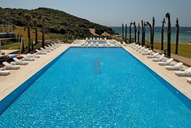Adults swimming pool