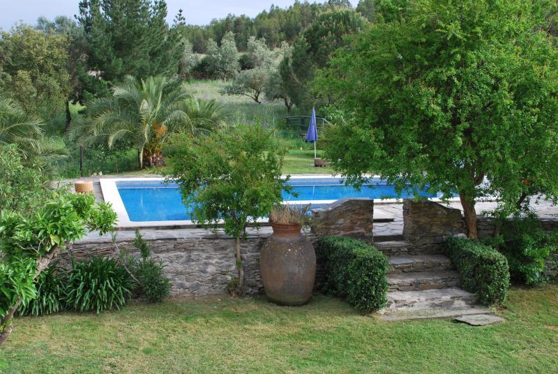Quinta Alfaval, alquiler de vacaciones en Terena