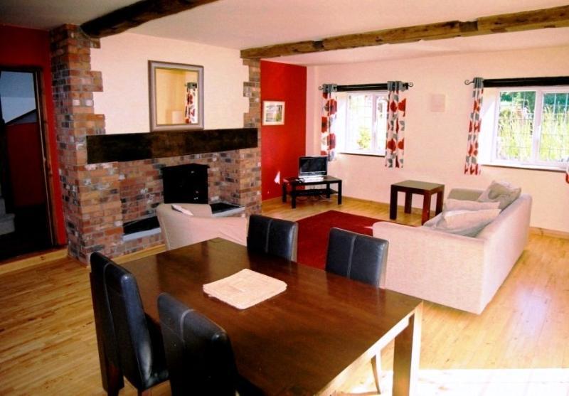 Living room Bramley cottage