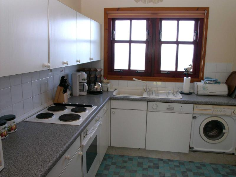 Ocean View Fitted Kitchen