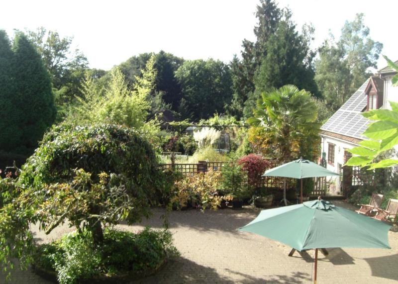 View from Russet cottage
