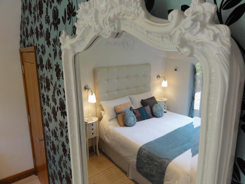 Luxurious master bedroom