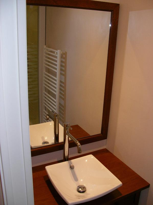 Upstairs shower room view 2