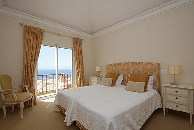 SPECTACULAR VIEWS FROM THE TWO BEDROOM FORUM APARTMENT. THE QUIETEST APARTMENT ON THE PROPERTY