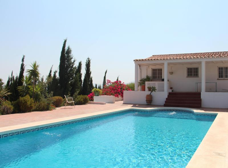 Casa Colorado a beautiful secluded private 3 bedroomed villa with large  pool