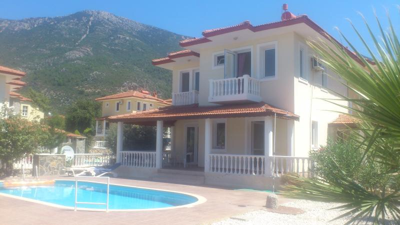 Luxury 3 bedroom detached villa with private pool