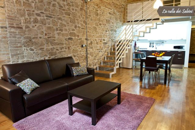 La culla dei Sabini, holiday rental in Villa Lempa