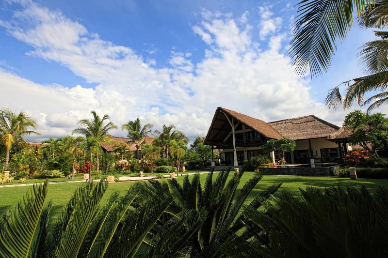View of Villa Baruna