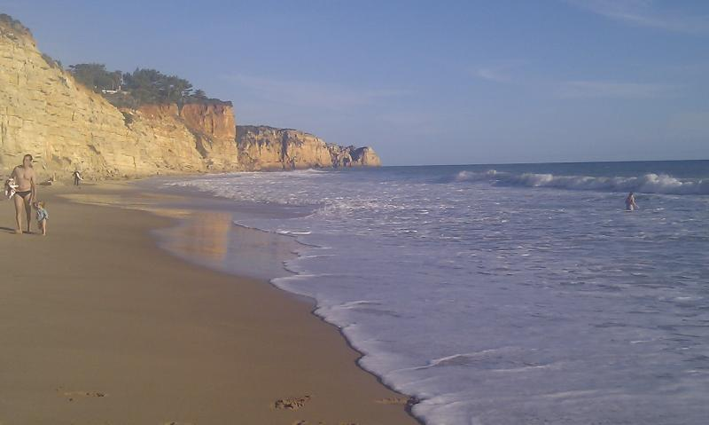 Beach in November - perfect for winter sun