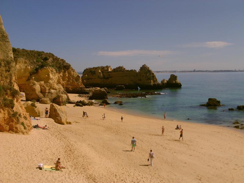 Beautiful Dona Ana beach just 20 minutes walk or a short drive