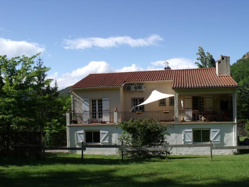 Gite Corneilla, holiday rental in Fuilla