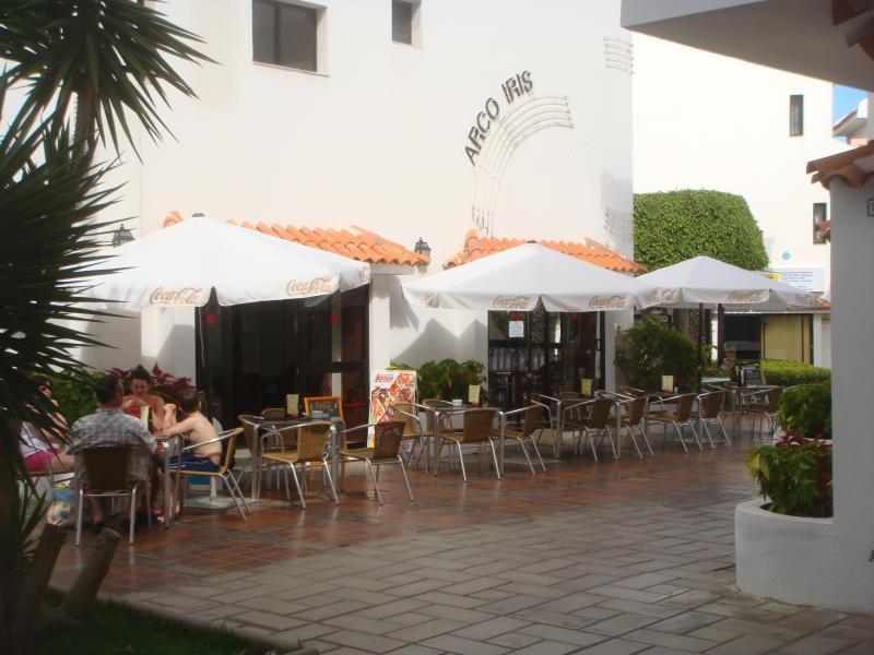 Cafe bar at the Cristian Sur