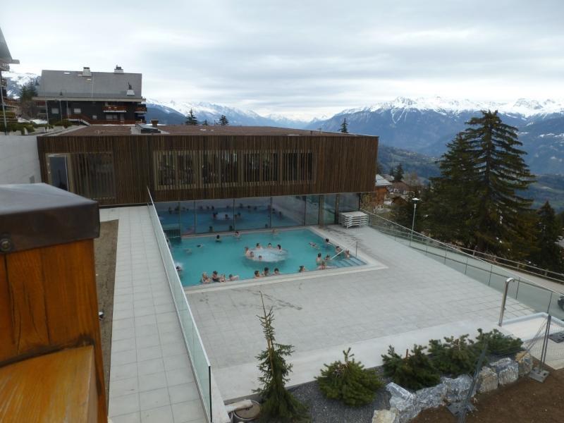 Ski in ski out Switzerland, vacation rental in Grimisuat
