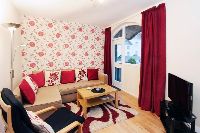 Browns Close Apartment, alquiler vacacional en Edimburgo
