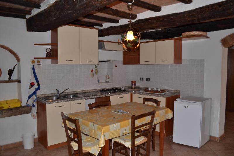 Casa vicolodellasalita, location de vacances à Roccastrada