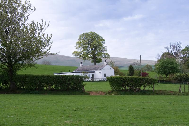 The Badger Sett is surrounded by beautiful countryside at the foot of the Caldbeck Fells