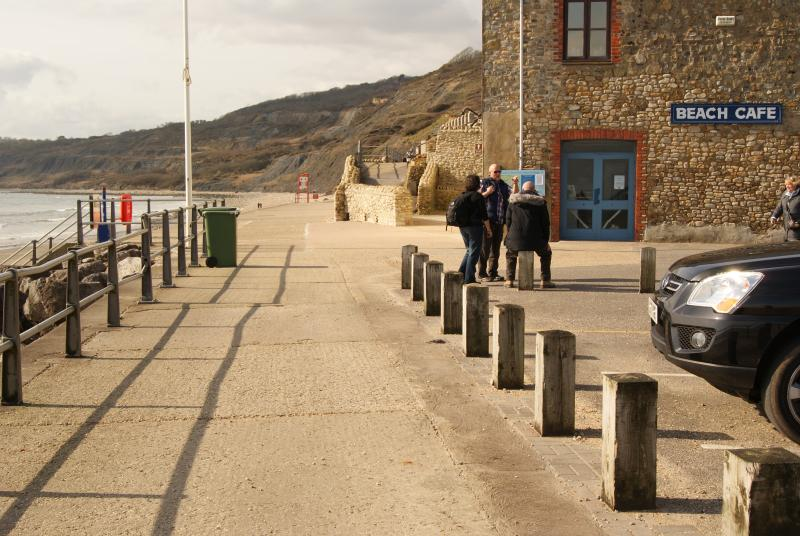 Charmouth Seafront