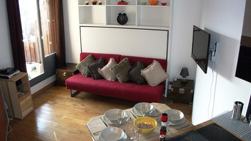 Studio Trop Beau modern interior foldaway beds