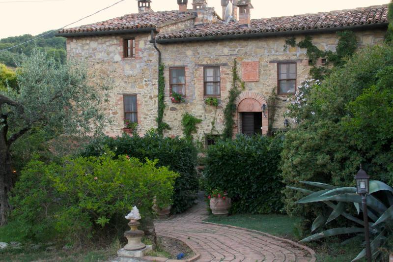 Il Casale del Ginepro, location de vacances à Mercatello