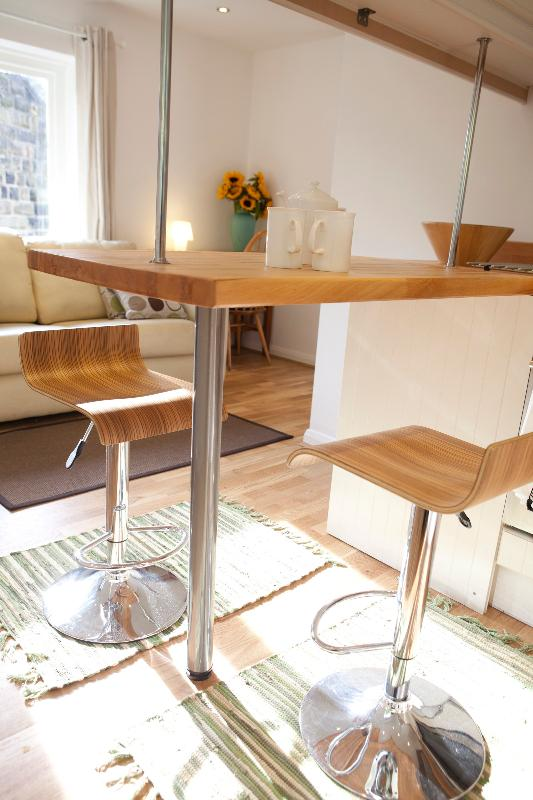 Kitchen / Dining area of Spring Wood Studio 1