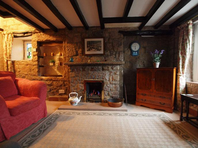 Lion Cottage, vacation rental in Rowsley