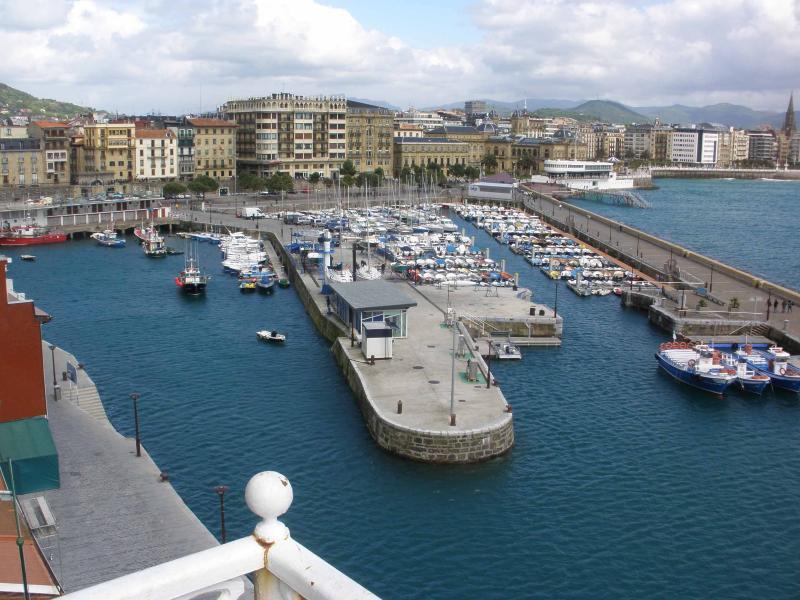 Port of San Sebastian
