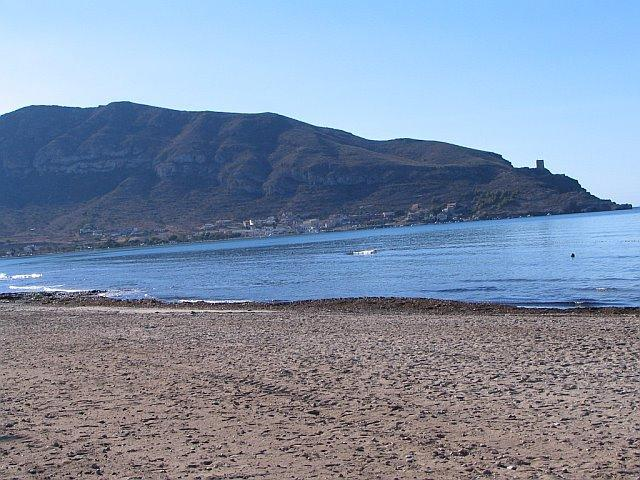 Playa de la azohia