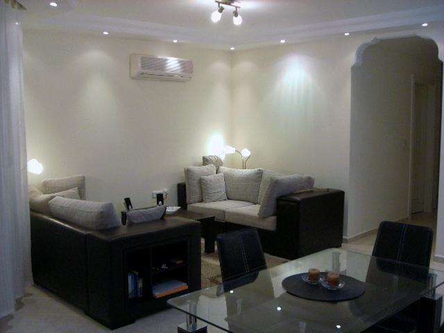 The Lounge at Side Sunset Residence in Turkey