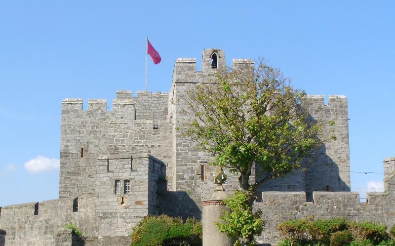 Castle Rushen, Castletown Square.