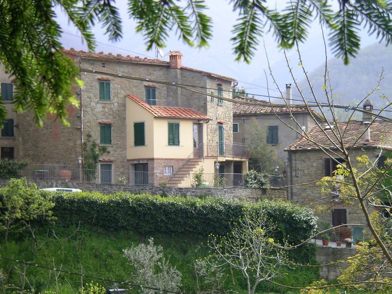 apartment view in Poggio di Loro