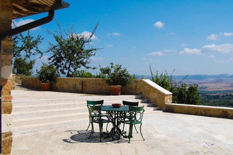 Rose Farm (v048), location de vacances à Bagno Vignoni