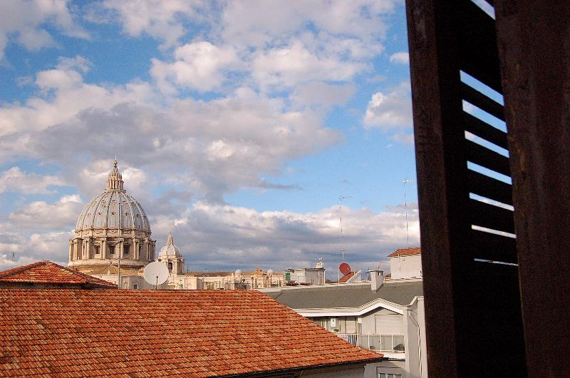 Zenzero&Cannella view St.Peter, holiday rental in Vatican City