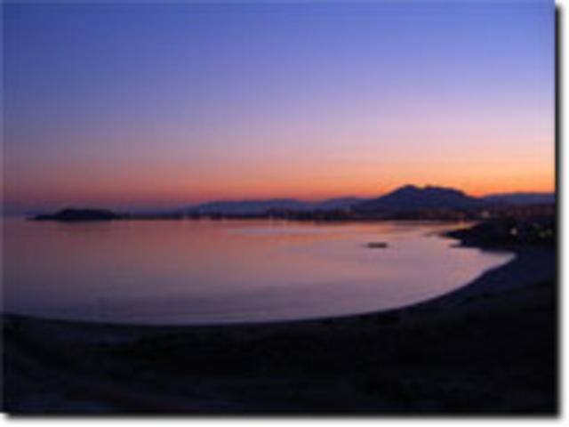 Mar de Cristal - Beach