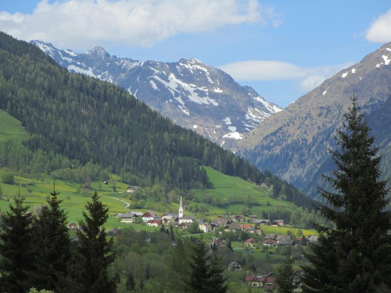 A view of our beautiful village Lessach.