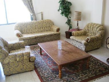 Living room Apt 10