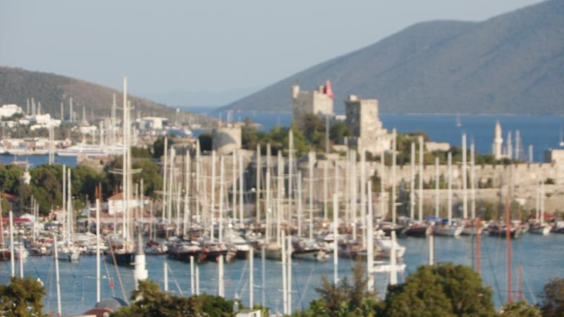 Bodrum Castle and Marina - Great shopping and Dining!