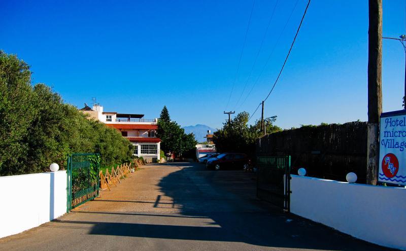 Hotel Mikro Village, holiday rental in Amoudara