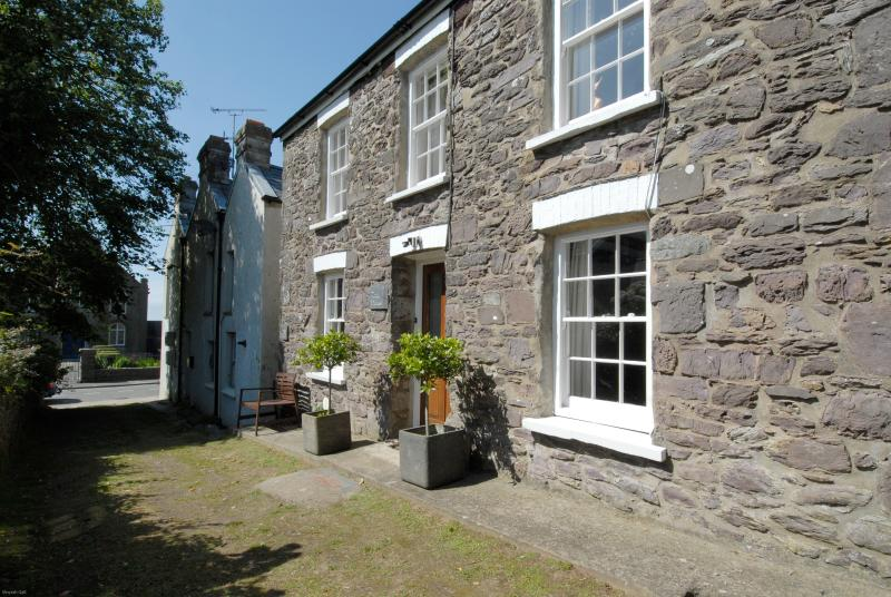 Park House, holiday rental in St Davids