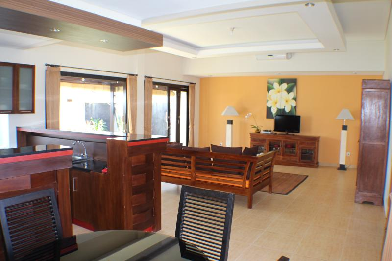 Villa Monica, Brawa Beach, vacation rental in Buduk