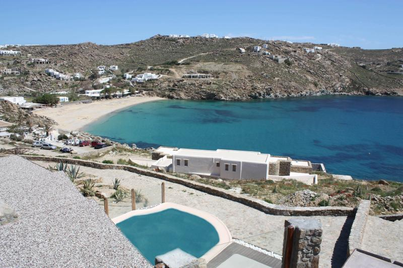 View from Villa Querida