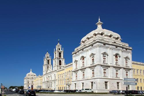 Convent at nearby Mafra - well worth a visit