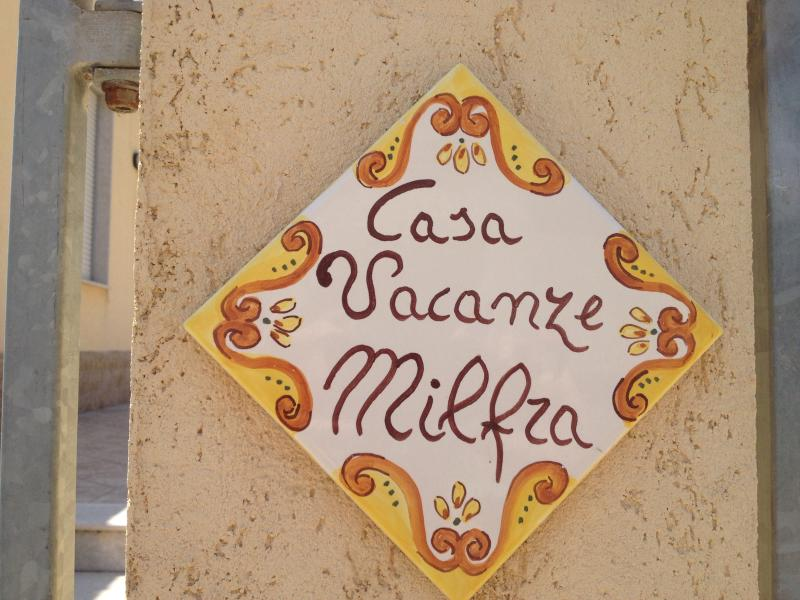 Casa vacanze milfra, holiday rental in Dattilo