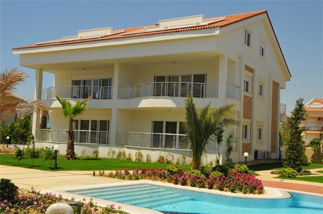 Beautiful homes on an internationally award winning exclusive community