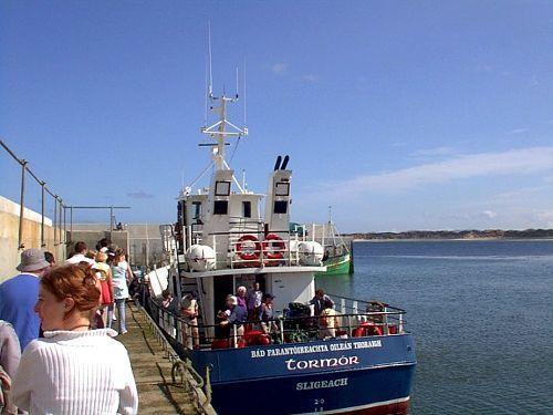 Excursiones en barco a Aranmore, Gola y Tory Islas