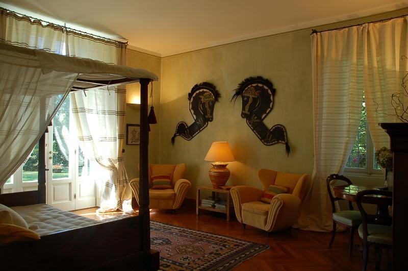 Casa Balè - sala de estar