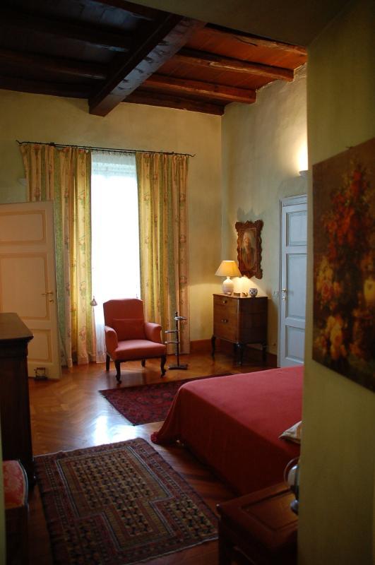 Casa Balè - dormitorio