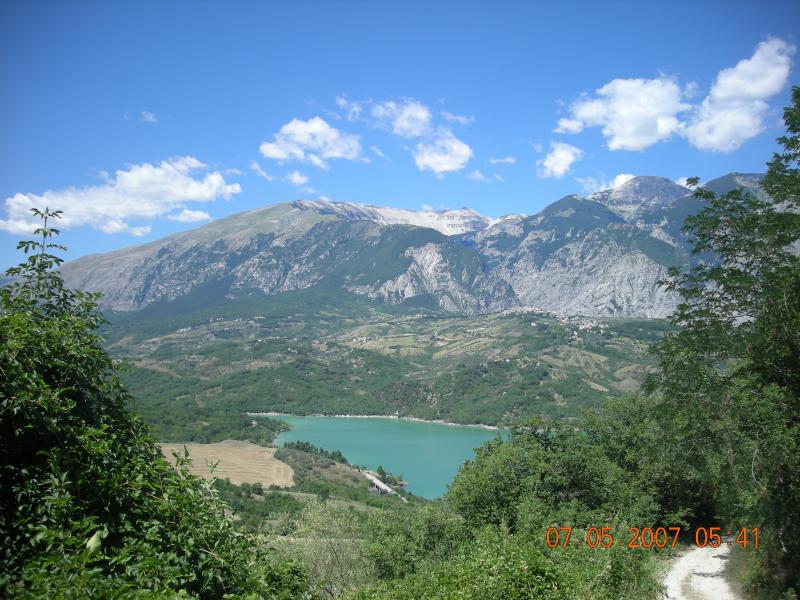 Vista Majella, holiday rental in Casoli